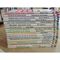 Coleçao Melhores Tecnicas De Management Clio Editora 18 Vol