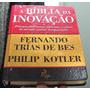 Livro - A Bíblia Da Inovação - Seminovo