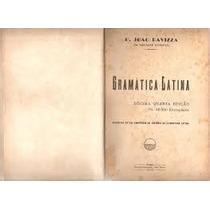 Livro Gramática Latina P. João Ravizza