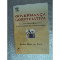 Governança Corporativa - João Bosco Lodi