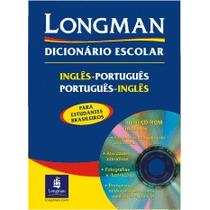 Livro Dicionário Longman Inglês-português Português-inglês