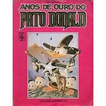 Livro Anos De Ouro Do Pato Donald Walt Disney 3 Volumes Em 1