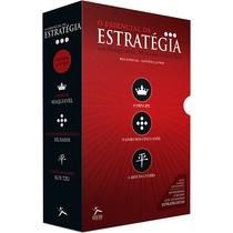 Box O Essencial Da Estratégia (3 Livros) #