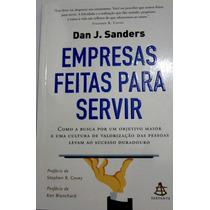 Livro Empresas Feitas Para Servir