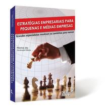 Livro Estratégia Para Pequena E Médias Empresas