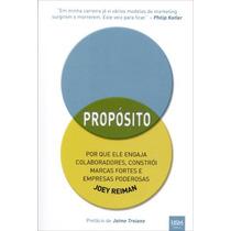 Livro Propósito - Editora Hsm
