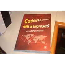 Livro Cadeias De Fornecimento E Redes De Empresas