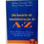 Dicionário De Administração De A A Z, Mais De 300 Expressões
