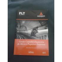 Plt 651- Anhanguera- Getão Contábil-financeira De Micro