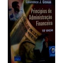 Principios De Administração Financeira