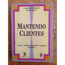 Livro Mantendo Clientes A Harvard Business Review Book