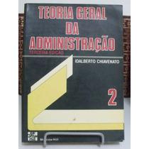 * Livro - Teoria Geral Da Administração - 3ª Edição