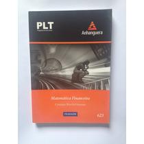 Plt Livro Cursos Superiores Matematica Financeira Anhanguera