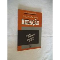 João Jonas Veiga Sobral - Tecnicas De Redação