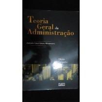 Livro Teoria Geral Da Administração (edição Compacta) V&s