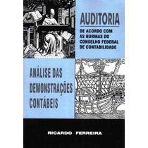 Auditoria - Análise Das Demonstrações Contábeis - R Ferreira