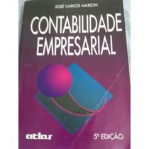 Livro Contabilidade Empresarial José Carlos Marion