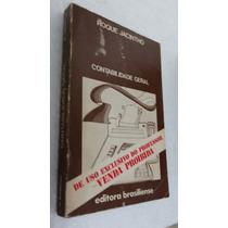 Livro Contabilidade Geral - Roque Jacintho