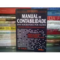 Manual De Contabilidade Das Sociedades Sérgio De Iudícibus