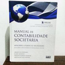 Fipecafi Manual De Contabilidade Societária - Ed Atlas