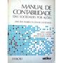 Manual De Contabilidade Das Sociedades Por Açoes Eliseu Serg