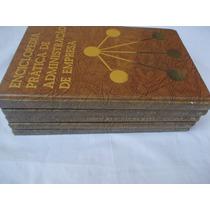 * Enciclopedia Pratica De Administração De Empresas - 5 Vol