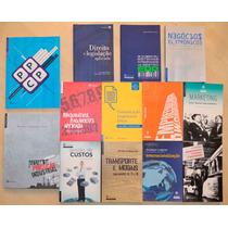 Livros De Logística / Administração - Editora Intersaberes