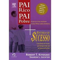 Pai Rico Pai Pobre. Robert T. Kiyosaki Novo Lacrado