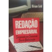 Livro Redação Empresarial - Miriam Gold