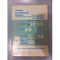Livro Princípios De Administração Financeira - Gitman