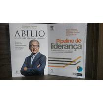 Abílio + Pipeline Da Liderança ( Combo Com Dois Livros )