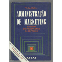 Administração De Marketing V. 1 Philip Kotler