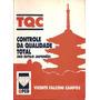 Livro: Tqc Controle Da Qualidade Total No Estilo Japonês