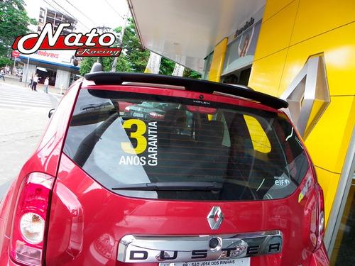 Aerofólio Para Renault Duster - Super Lançamento!!