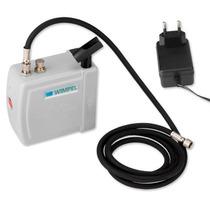 Mini Compressor Wimpel Comp3 Para Aerografia Portátil Bivolt