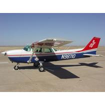 Avião Cessna 172 Escla 1/48- Modelo Em Plastico