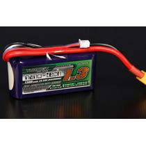 Bateria De Lipo Turnigy Nano-tech 1300mah 3s - 25-50c
