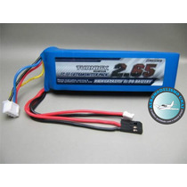 Bateria Radio Transmissor 2650mah 3s Futaba Turnigy 9x 9xr