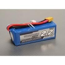Bateria Turnigy Lipo 2200 Mha 3s 20c
