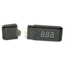 Medidor De Bateria Lipo Digital Até 6 Células