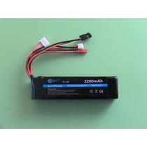 Bateria Rc Lipo 2200mah Rádio Tx Jr Spektrum Futaba Turnigy