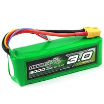 Lipo Bateria 3000mah 3s 10c Drone Dji Phantom F450 F550