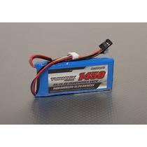 Bateria Turnugy P/rádios Transmissores 1450ma 3s - 11.1v