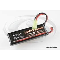 Bateria Lipo Himoto 7,4v 1500 Mah 2s Exm-16 E Exb-16