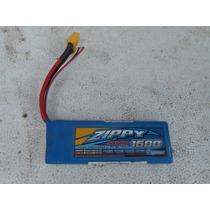 Bateria Lipo Zippy 1600mah 2s 20c 7.4v Flightmax