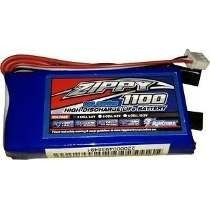 Bateria Life 1100mah 2s 10c 6.6v Zippy