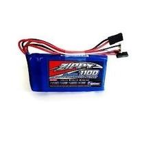 Bateria Zippy Life 1100mah 6.6v P/ Receptor Turnigy