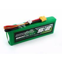Bateria Lipo Multistar 5200 Mah 3s Multirotor Drone Hexa Fpv