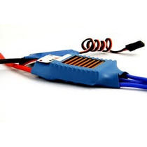 Esc Speed Control 60a Brushless Motor Lipo Trex 450 500