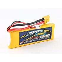 Lipo Bateria 1500mah 2s 40c Zippy Compact Traxxas Drove Aero